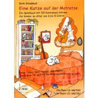 Eine Katze auf der Matratze - Spielbuch