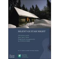 Silent guitar night