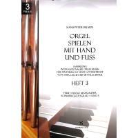 Orgel spielen mit Hand und Fuß 3