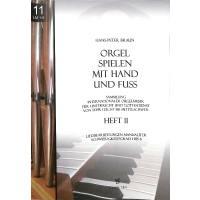 Orgel spielen mit Hand und Fuss 11