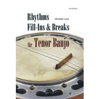 Rhythms fill ins + breaks für Tenorbanjo