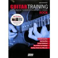 Guitar training - Rock