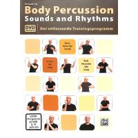 Body percussion - sounds and rhythms