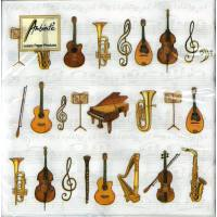 Servietten Orchestra