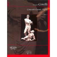 Concerti grossi op 6 Bd 1
