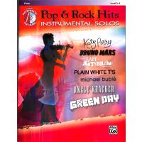 Pop + Rock hits instrumental solos