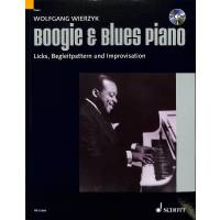 Boogie + Blues Piano | Licks Begleitpattern und Improvisation