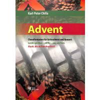 Advent | Choralfantasien für Gottesdienst und Konzert