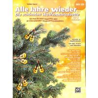 Alle Jahre wieder - die schönsten Weihnachtslieder