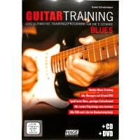 Guitar training - Blues