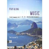 Play along brazilian music