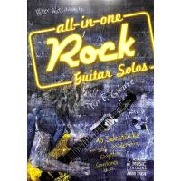 All in one - Rock Guitar Solos