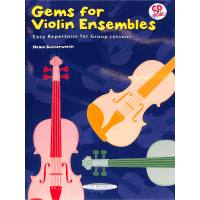 Gems for violin ensembles