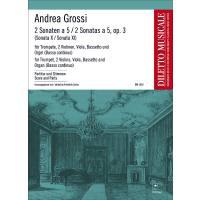 2 Sonaten a 5 op 3