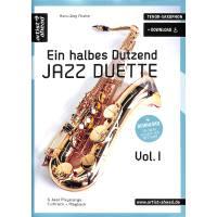 Ein halbes dutzend Jazz Duette 1