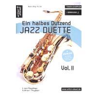 Ein halbes Dutzend Jazz Duette 2