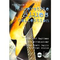 Fingerstyle Blues collection