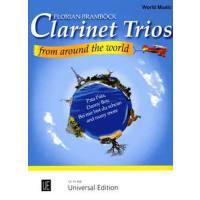 Clarinet trios from around the world