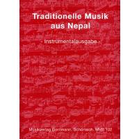 Traditionelle Musik aus Nepal