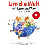 Um die Welt mit Lena und Tom