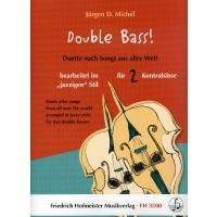 DOUBLE BASS | Duette nach Songs aus aller Welt
