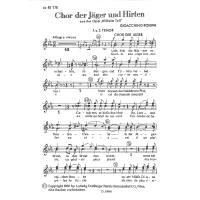 Chor der Jäger und Hirten (Wilhelm Tell)