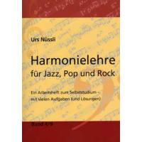 Harmonielehre fuer Jazz Pop und Rock 4/9