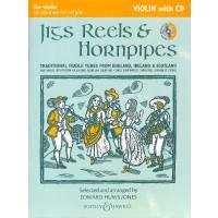 Jigs reels + hornpipes