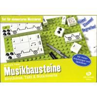 Musikbausteine - Set für elementares musizieren