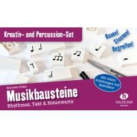 Musikbausteine - Kreativ und Percussion Set