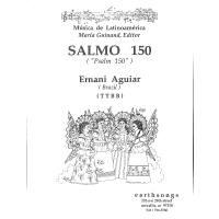 SALMO 150 - PSALM 150