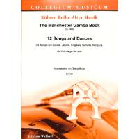 The Manchester Gamba Book | 12 songs and dances