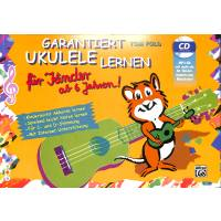 Garantiert Ukulele lernen für Kinder ab 6 Jahren