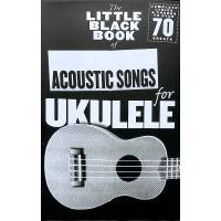 The little black book of acoustic songs