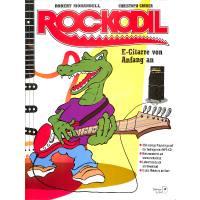 Rockodil - E-Gitarre von Anfang an