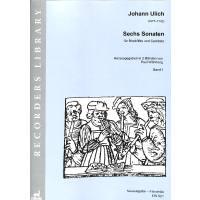 6 Sonaten 1
