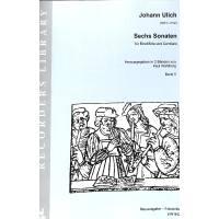 6 Sonaten 2