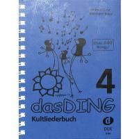 Das Ding 4 - Kultliederbuch