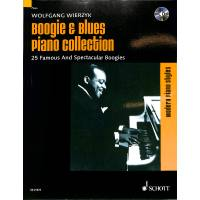 Boogie + Blues piano collection
