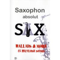 Saxophon absolut Sax