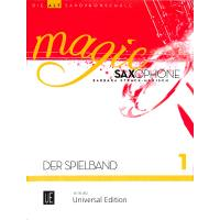 Magic Saxophone 1 | SPIELBUCH