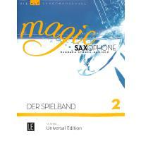 Magic Saxophone 2