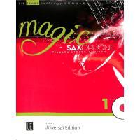 Magic Saxophone 1