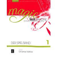 Magic Saxophone 1 | Spielbuch
