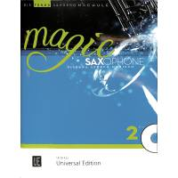 Magic Saxophone 2
