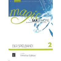 Magic Saxophone 2 | Spielbuch