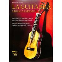 La guitarra musica espanola