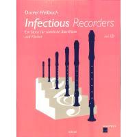 Infectious recorders | Ein Stück für sämtliche Blockflöten