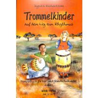 Trommelkinder auf dem Weg zum Rhythmus 1