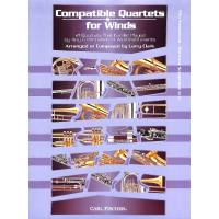 Compatible quartets for winds